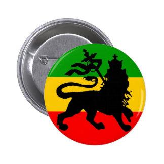 Löwe-Flagge Anstecknadelbuttons