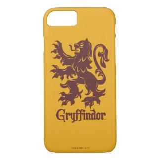 Löwe-Grafik Harry Potters | Gryffindor iPhone 8/7 Hülle