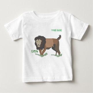 Löwe im Wald Baby T-shirt