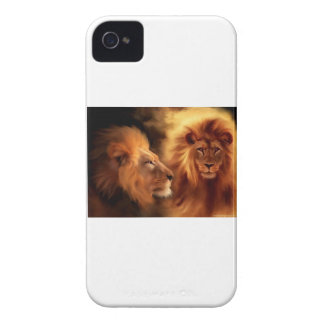 Löwe iPhone 4 Cover