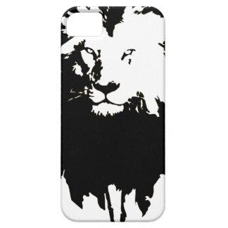Löwe iPhone 5 Schutzhüllen