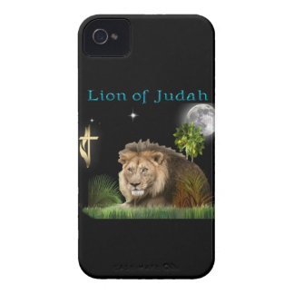 Löwe Judah christlicher Geschenke und der iPhone 4 Cover
