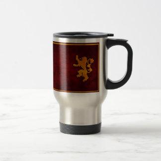 Löwe-Kaffeetogo-Schale Reisebecher