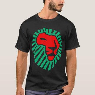 Löwe-Kopf dieses mal für Afrika Waka-waka T-Shirt