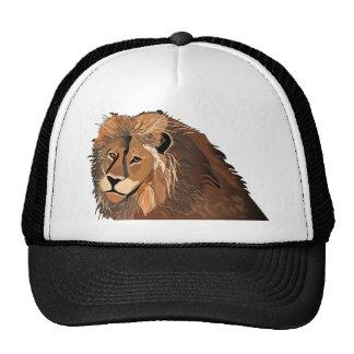 Löwe Kultmütze