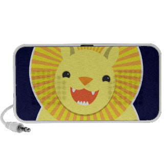 Löwe niedlich! Lautsprecher