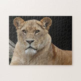 Löwe-Pose Puzzle