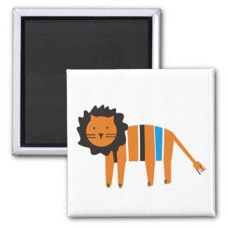 Löwe, Quadratischer Magnet