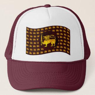 Löwe-Sri Lanka Hut Truckerkappe