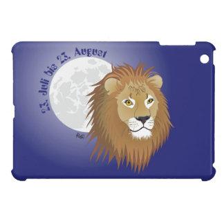 Löwe - Sternzeichen iPad Mini Hülle
