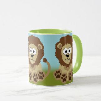 Löwe-Tasse Tasse