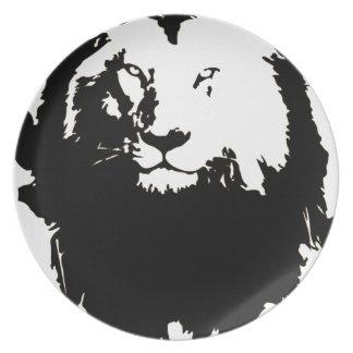 Löwe Teller