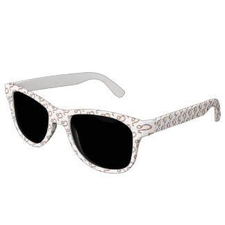 Löwe-Tierkreis-Symbol-Element Brille