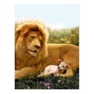 Löwe Und Lamm