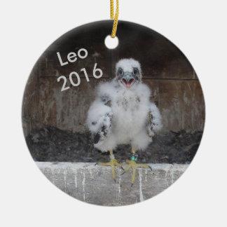 Löwe-Verzierung 2016 Keramik Ornament