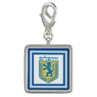 Löwe von Judah Emblem Foto Charm