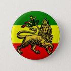 Löwe von Judah Runder Button 5,1 Cm