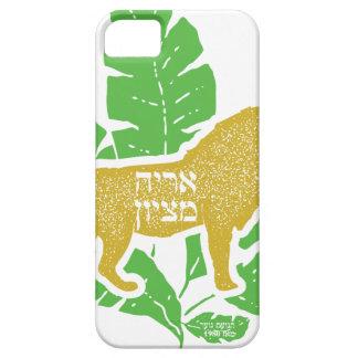 Löwe von Zion Etui Fürs iPhone 5