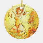 Löwe Weihnachtsbaum Ornamente