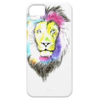 Löwekunst Hülle Fürs iPhone 5
