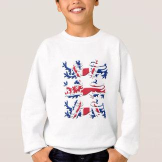Löwen des Gewerkschafts-Jack-drei Sweatshirt