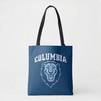 Löwen Kolumbien-Universitäts  - Vintag Tasche