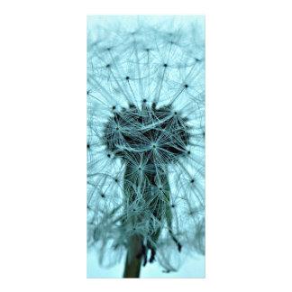 Löwenzahn-Blume Werbekarte