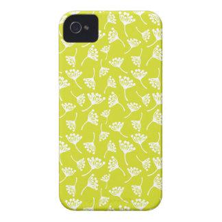 Löwenzahn-Blumen iPhone 4 Case-Mate Hülle