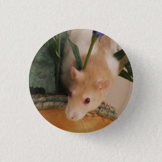 Löwenzahn das Ratten-Abzeichen Runder Button 3,2 Cm