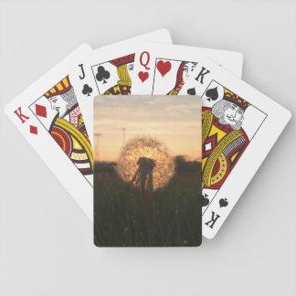 Löwenzahn-Spielkarten Spielkarten