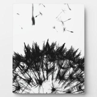 Löwenzahn-Träume Fotoplatte
