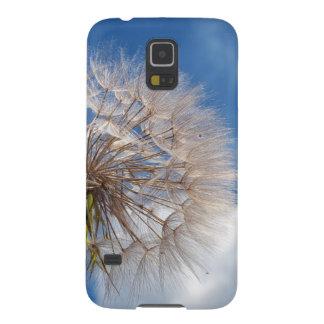 Löwenzahn und Wolken Samsung S5 Hülle