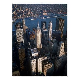 Lower Manhattan Postkarten