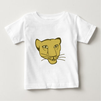 Löwin lioness baby t-shirt