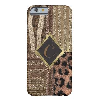 Löwin-Safari-schicker Dschungel-bezaubernder Barely There iPhone 6 Hülle