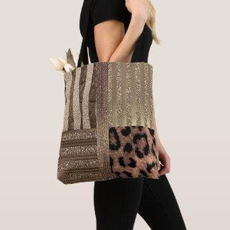 Löwin-Safari-schicker Dschungel-bezaubernder Tasche