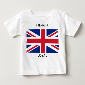 Loyales Baby-T-Stück Baby T-shirt