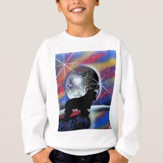 Loyalität (der Cockerspaniel) Sweatshirt