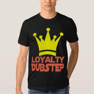 Loyalität Dubstep T - Shirt