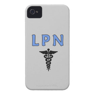 LPN Caduceus iPhone 4 Etuis