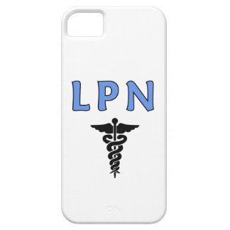 LPN Caduceus iPhone 5 Cover
