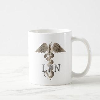 LPN Caduceus Kaffeetasse
