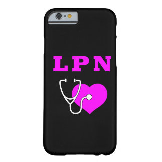 LPN Krankenpflege Barely There iPhone 6 Hülle