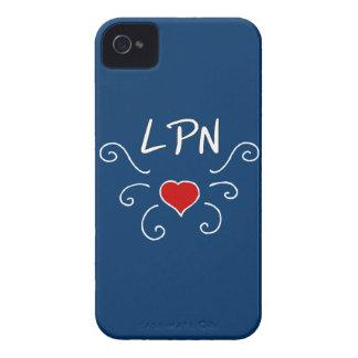 LPN Liebe-Tätowierung iPhone 4 Cover