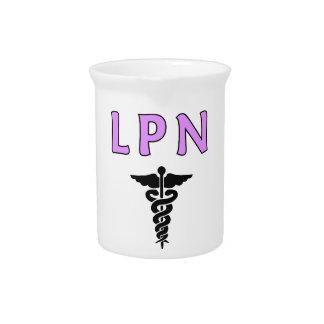 LPN medizinisch Getränke Pitcher