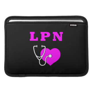 LPN Sorgfalt Sleeve Fürs MacBook Air