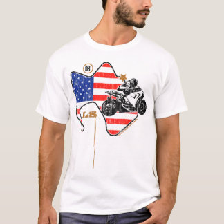 LS USA 08' (Vintag) T-Shirt