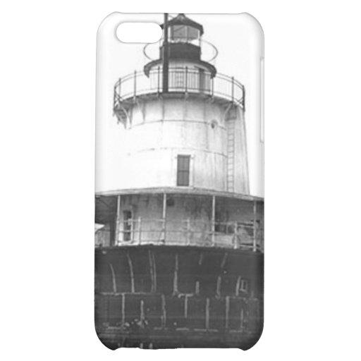 Lubec Kanal-Leuchtturm Hüllen Für iPhone 5C