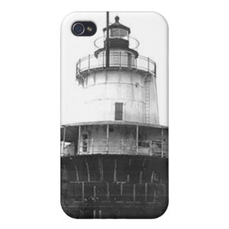 Lubec Kanal-Leuchtturm iPhone 4/4S Hülle