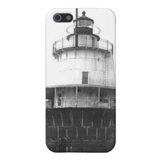 Lubec Kanal-Leuchtturm iPhone 5 Schutzhüllen